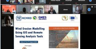 Wind Erosion Modelling Using GIS Analysis Tools