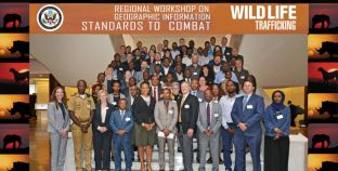 GIS Standards to Help Combat Wildlife Trafficking Conference