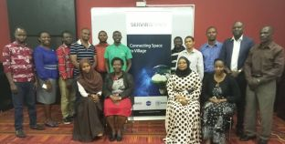 Training on Sentinel Data in Tanzania