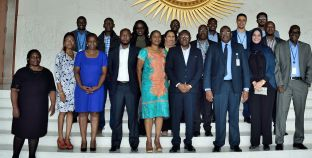 GMES and Africa Communications Working Group Officially Launched
