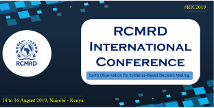 Registration for RCMRD International Conference 2019 is now open