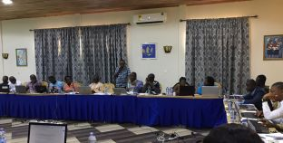 AGRA Project:Training on Introduction to GIS and Basic Analysis in Ghana