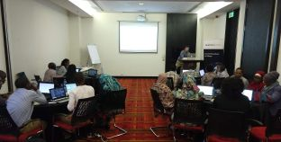 Regional Training Workshop on Applied Hydro-Climate Services in Tanzania