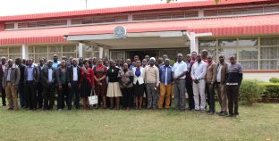 RCMRD Trains ISK Members on Current Measuring Technologies