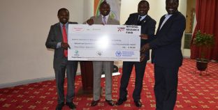 RCMRD graces launch of Geo-mapping of riparian zones in Kenya