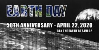 Earth Day's 50th anniversary marked virtually
