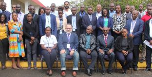 SERVIR E&SA Convenes Grant Kick-off Meeting