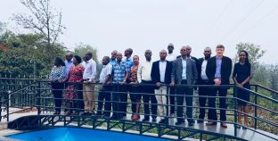 Capacity Building on Rwanda National Crop Monitor