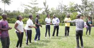 RCMRD Annual Team Building Takes Place in Sagana