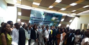 GMES and Africa partners convene to create solutions to Africa's development challenges