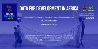 RCMRD Present at Data for Development in Africa Meeting