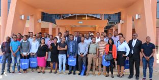 ISPRS/RCMRD Summer School 2018 in Botswana