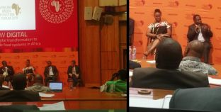 RCMRD Attends African Green Revolution Forum