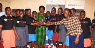 Inaugural RCMRD Space Challenge Held in Uganda